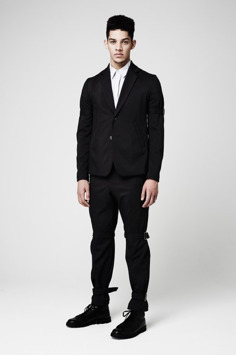 Image of MOHSIN 2013 Fall/Winter Lookbook