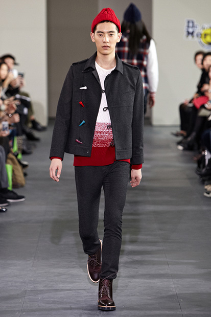 Image of MUNSOO KWON 2013 Fall/Winter Collection