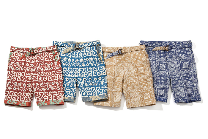 "Image of N.HOOLYWOOD x Reyn Spooner ""Aloha Creation by Reyn Spooner"" Shorts Collection"