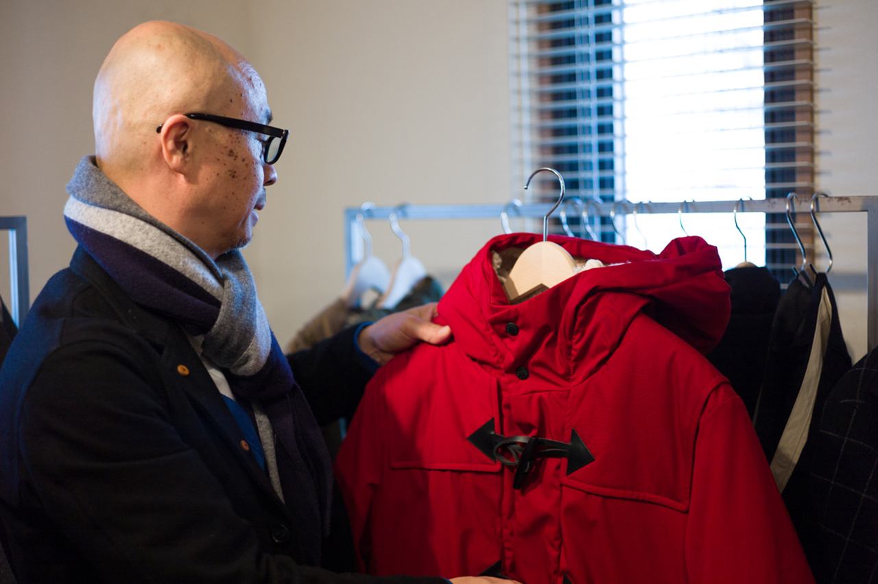 Image of nanamica Managing Director Eiichiro Homma Talks About the Future for Menswear
