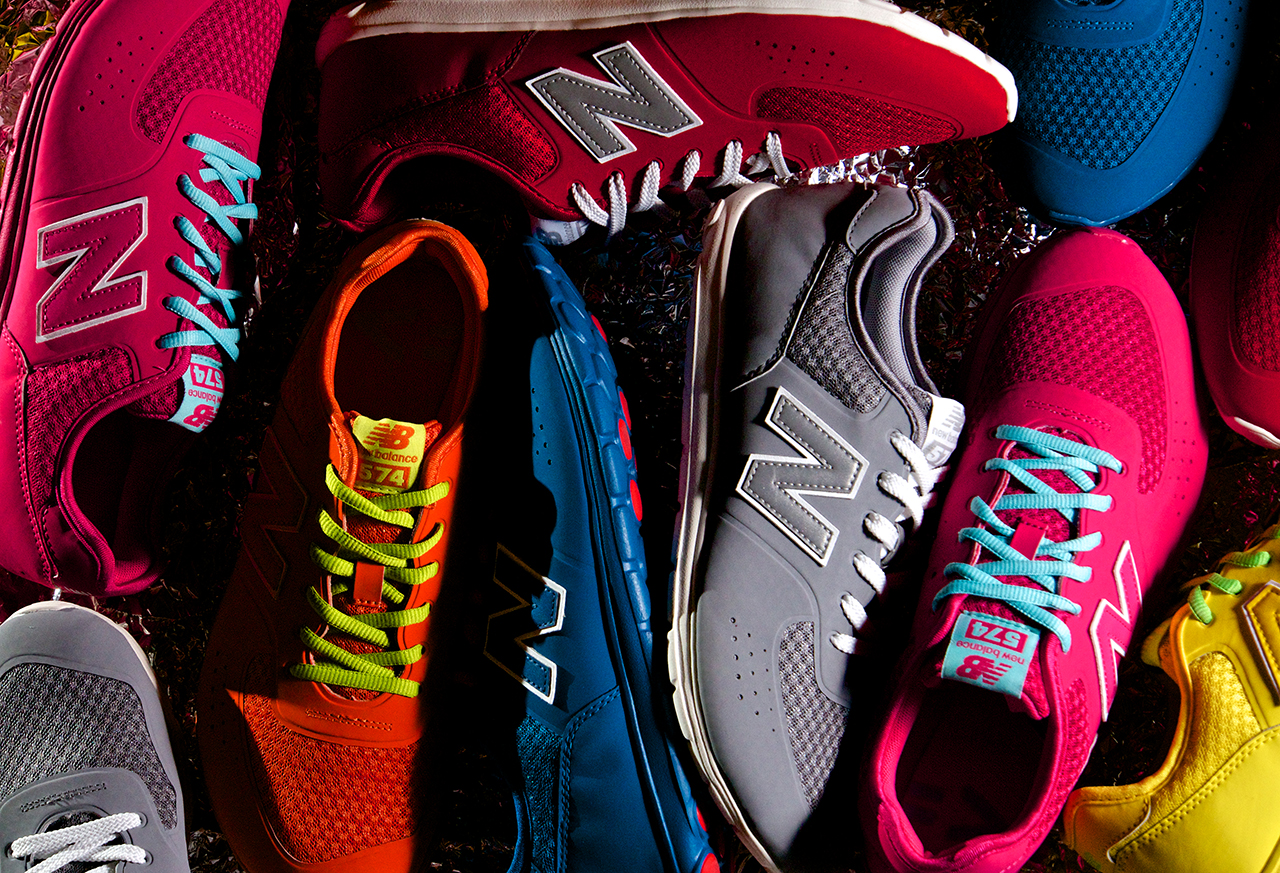 Image of New Balance 2013 Spring/Summer MNL574 Collection