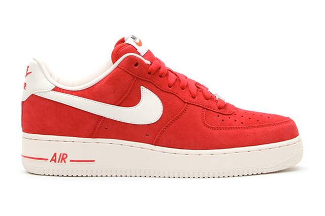"""Image of Nike Air Force 1 Low """"Suede Pack"""""""