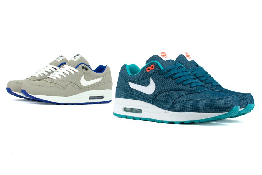 """Image of Nike Air Max 1 Premium """"Denim"""""""