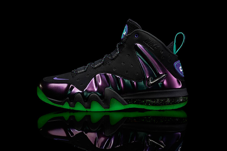 "Image of Nike Barkley Posite Max ""Eggplant"""