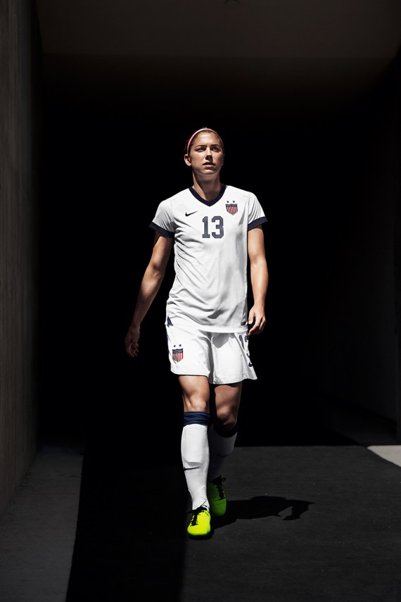 Image of Nike Celebrates 100 Years of U.S. Soccer with the Centennial Kit