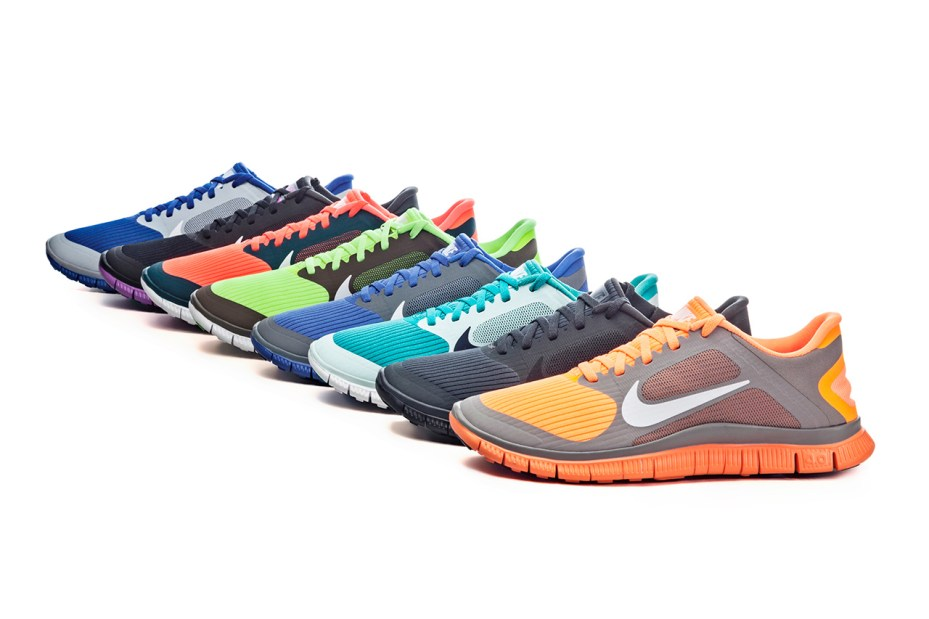 Image of Nike Free 4.0 v2 2013 Spring/Summer Collection