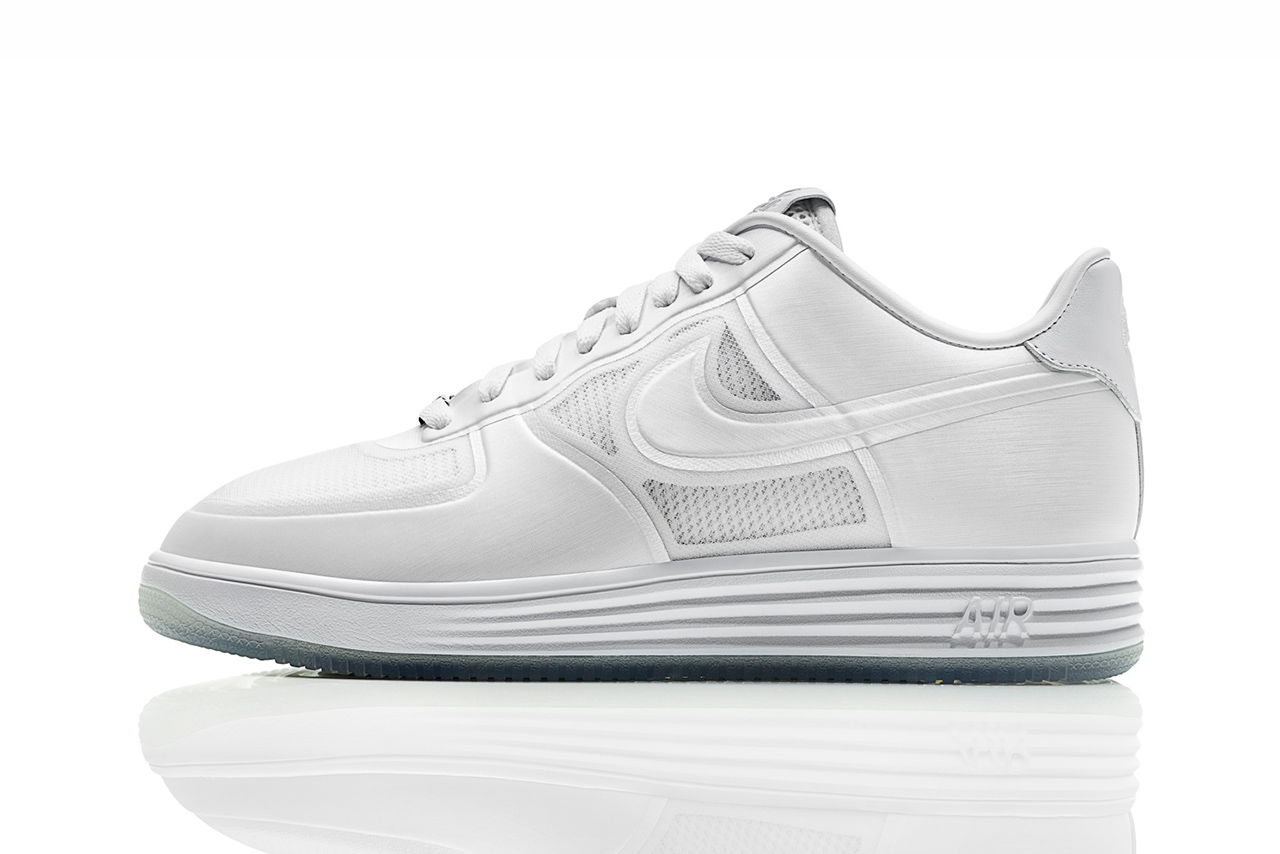 "Image of Nike Lunar Force 1 ""White Ice"""