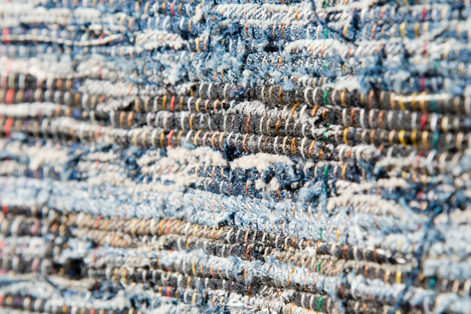 Image of Nudie Jeans Post Recycled Denim Rugs