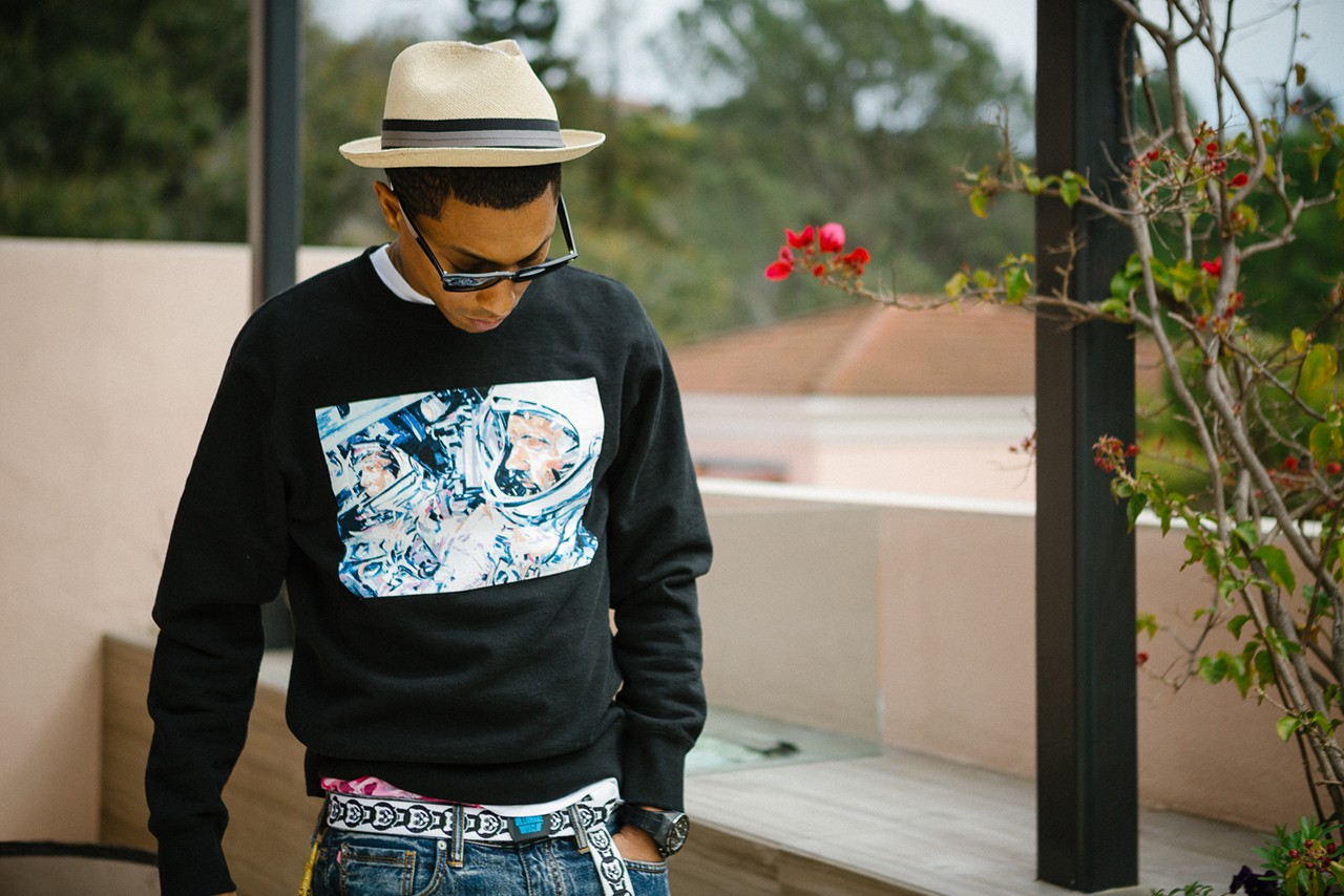 Image of Pharrell Presents Michael Kagan for Billionaire Boys Club
