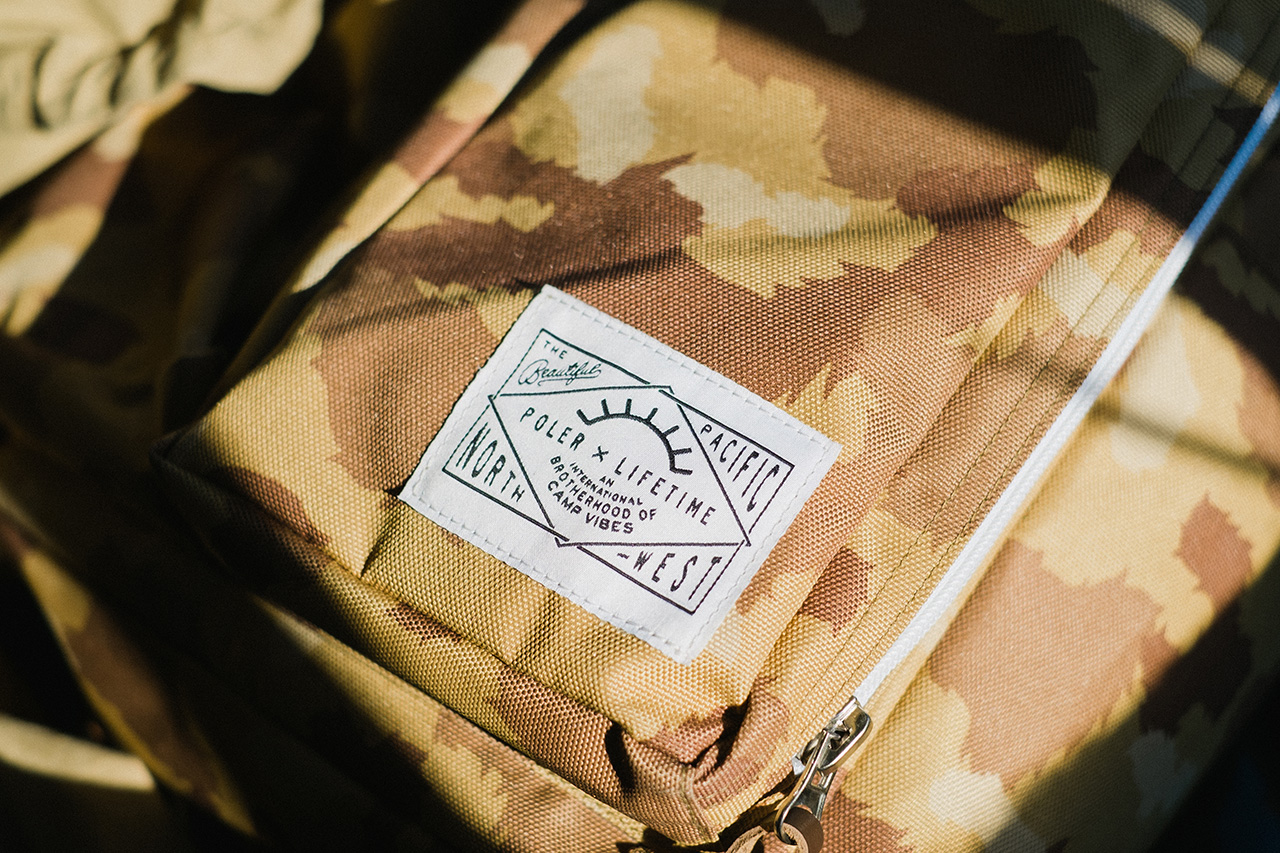 Image of Poler Camping Stuff x Lifetime Collective 2013 Capsule Collection