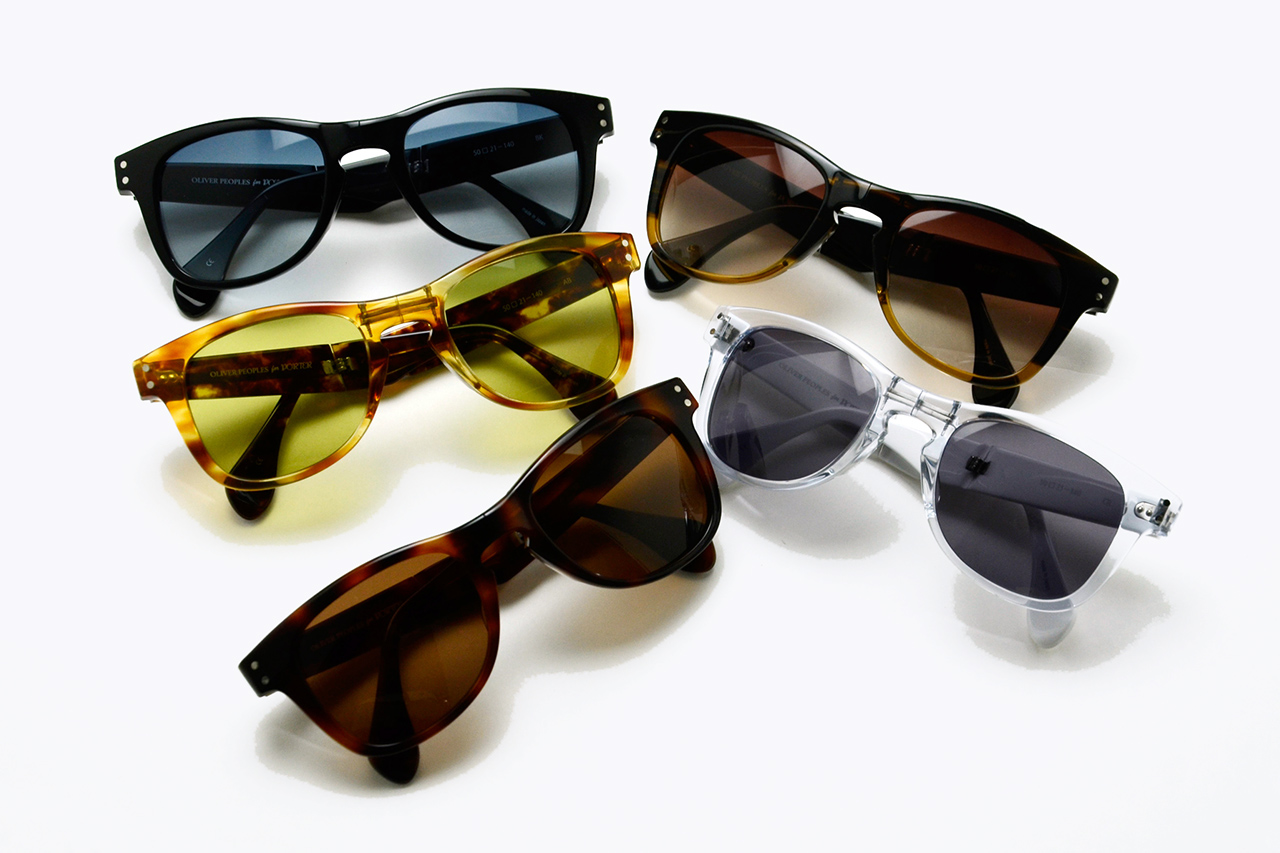 Image of Porter x Oliver Peoples 50th Anniversary Sunglasses