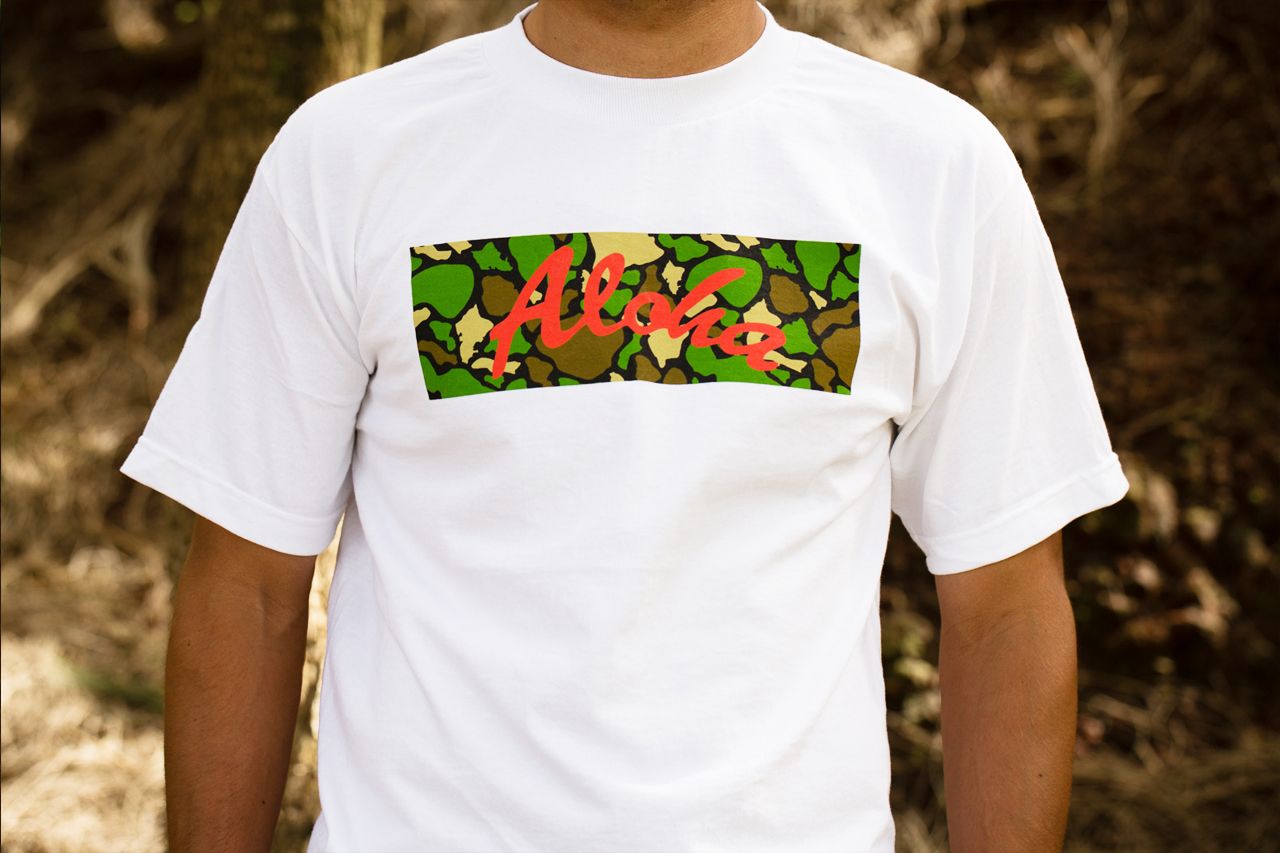 Image of POW! WOW! Hawai'i x Fitted 2013 Collection
