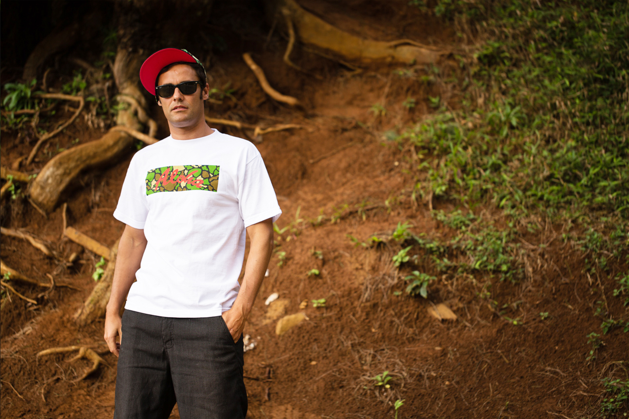 Image of Pow Wow Hawaii x Fitted 2013 Collection