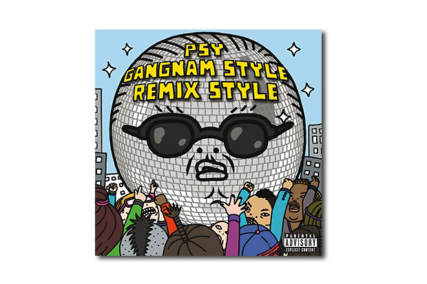 Image of PSY featuring 2 Chainz & Tyga - Gangnam Style (Diplo Remix)