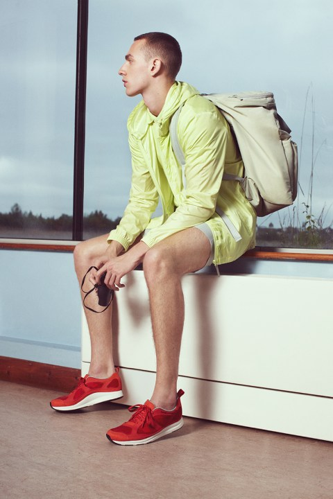 Image of PUMA by Hussein Chalayan 2013 Spring/Summer Lookbook