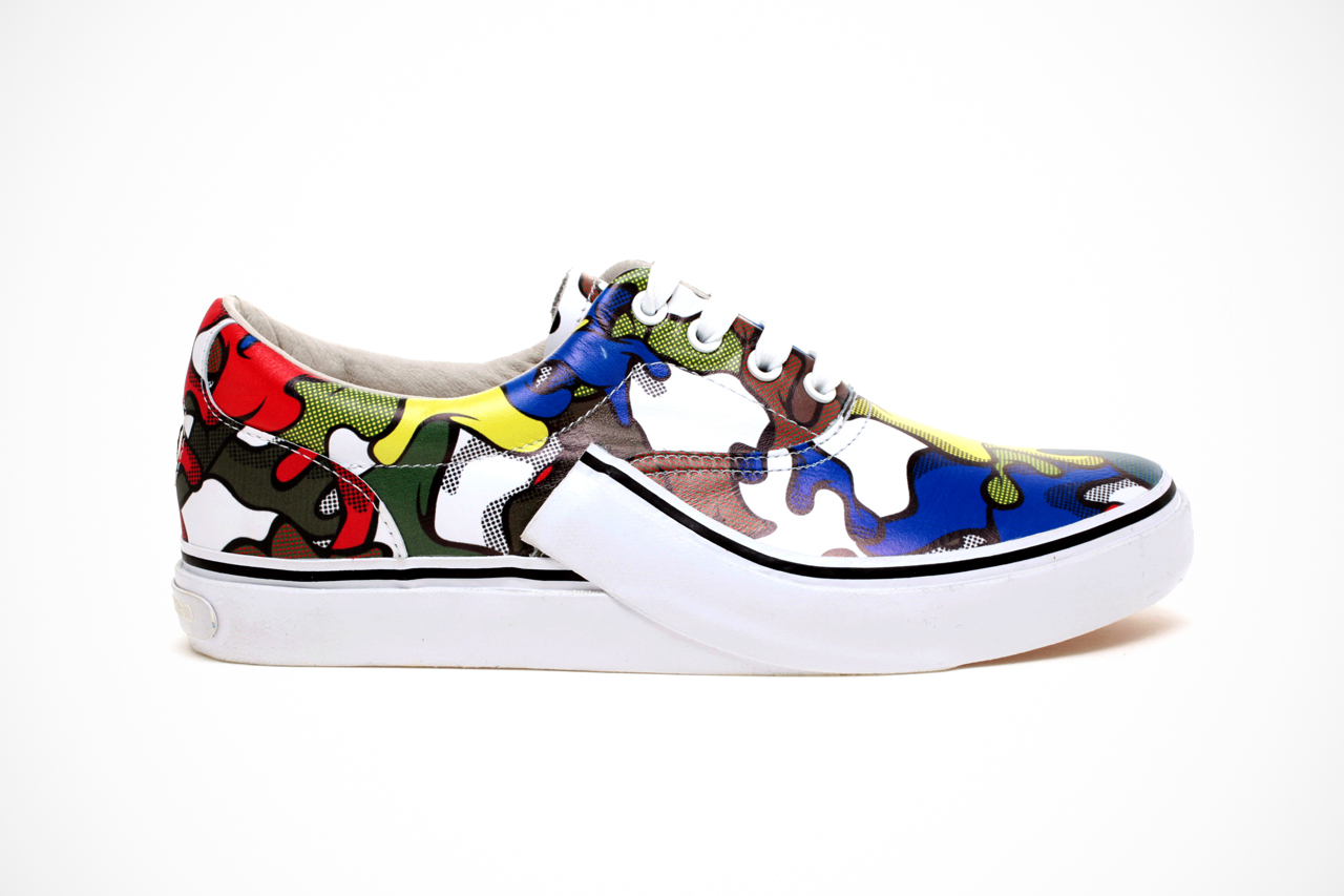 Image of PUMA by MIHARAYASUHIRO 2013 Spring/Summer Pop-Art Camouflage Collection