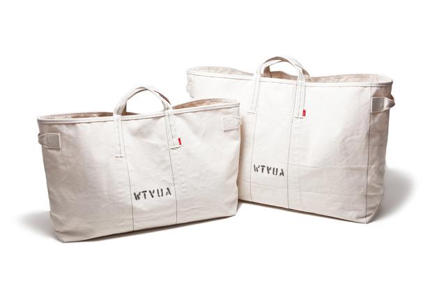 Image of raregem x WTAPS Tote Bags