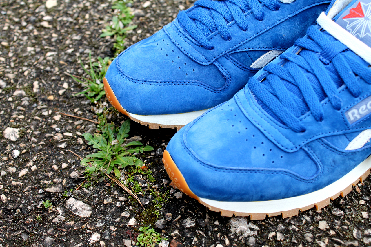 "Image of Reebok Classic Leather Vintage ""Suede Pack"" Further Look"