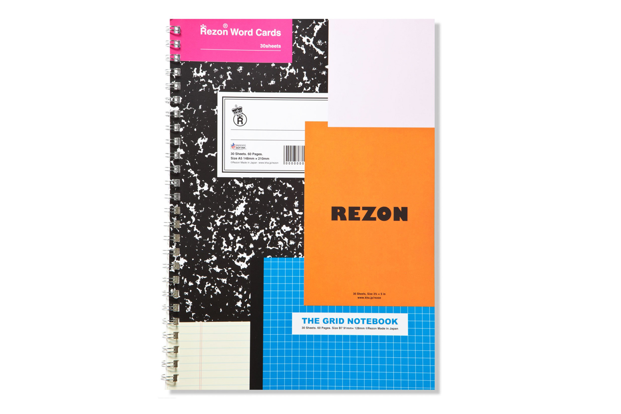 Image of Rezon Multi Notebook