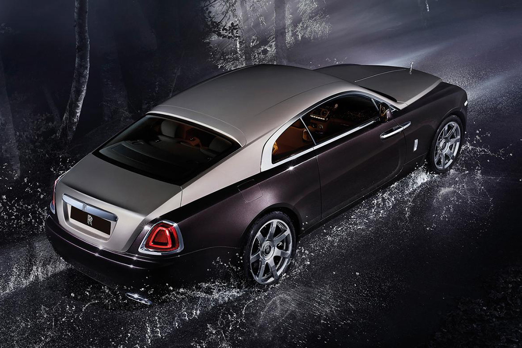 Image of Rolls Royce Wraith Coupe