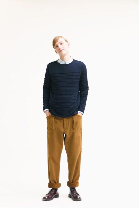 Image of salvy; 2013 Fall/Winter Lookbook