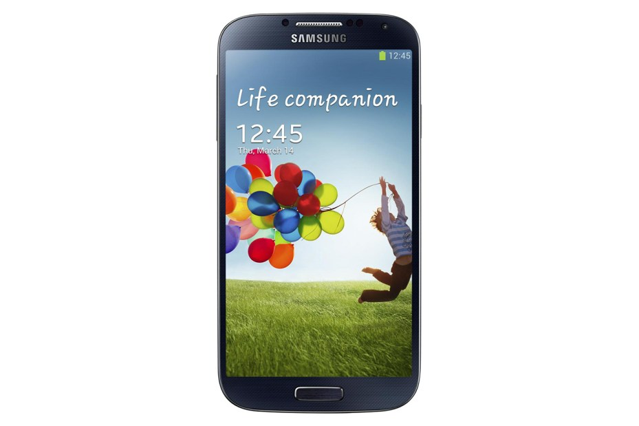 Image of Samsung Galaxy S4