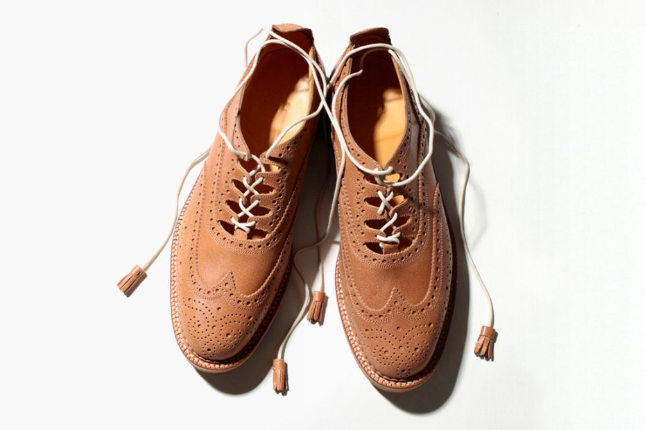 Image of SASQUATCHfabrix. 2013 Spring/Summer Wingtip Brogues