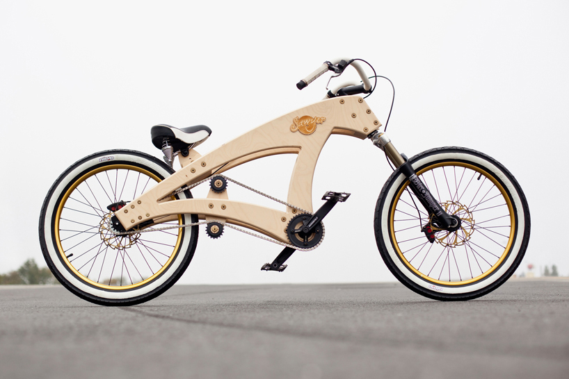 Image of Sawyer DIY Lowrider Beach Cruiser Bicycle by Jurgen Kuipers