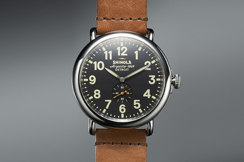 Image of Shinola Runwell Watch