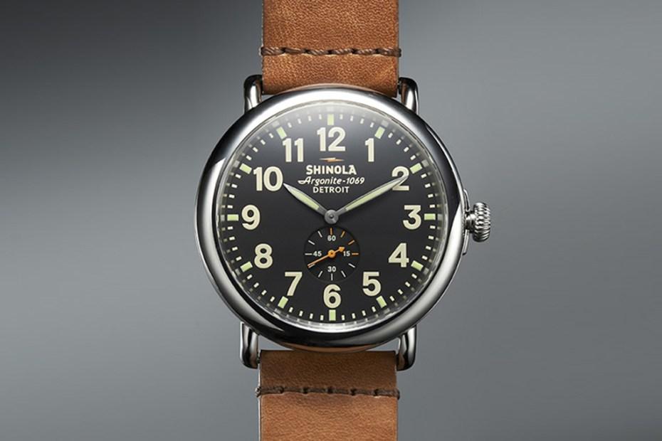 Image of Shinola Runwell Watch