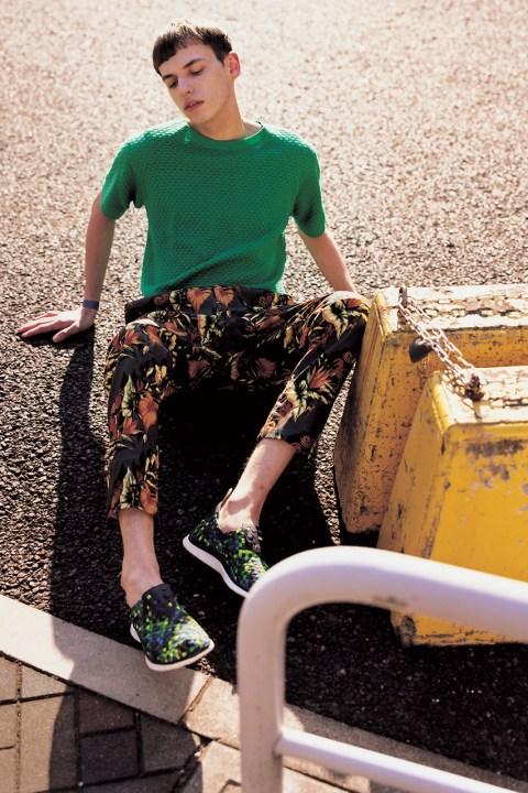 Image of SHIPS JET BLUE 2013 Spring/Summer Lookbook