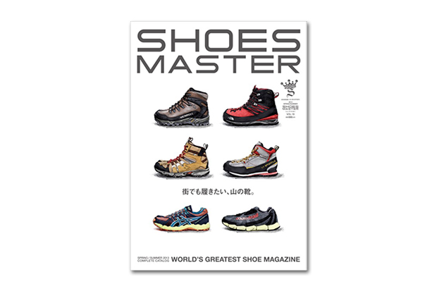 Image of SHOES MASTER Vol. 19