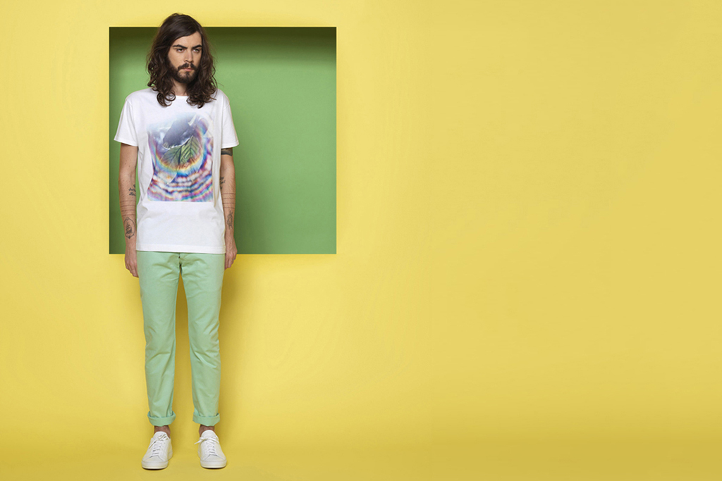 Image of Sixpack France 2013 Spring/Summer Lookbook