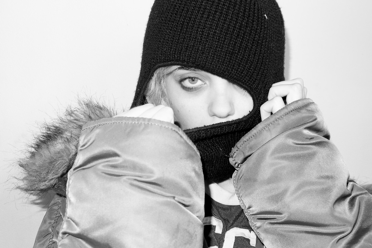 Image of Sky Ferreira by Terry Richardson