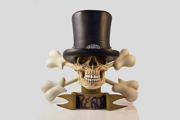 Image of SLASH x Ron English Bust Sculpture