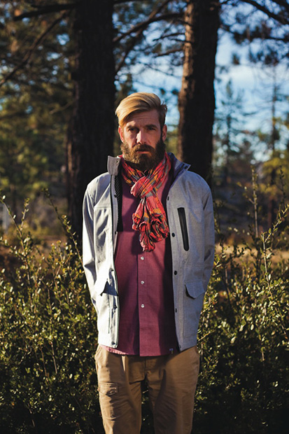"Image of SLVDR 2013 Fall ""Field and Street"" Lookbook"