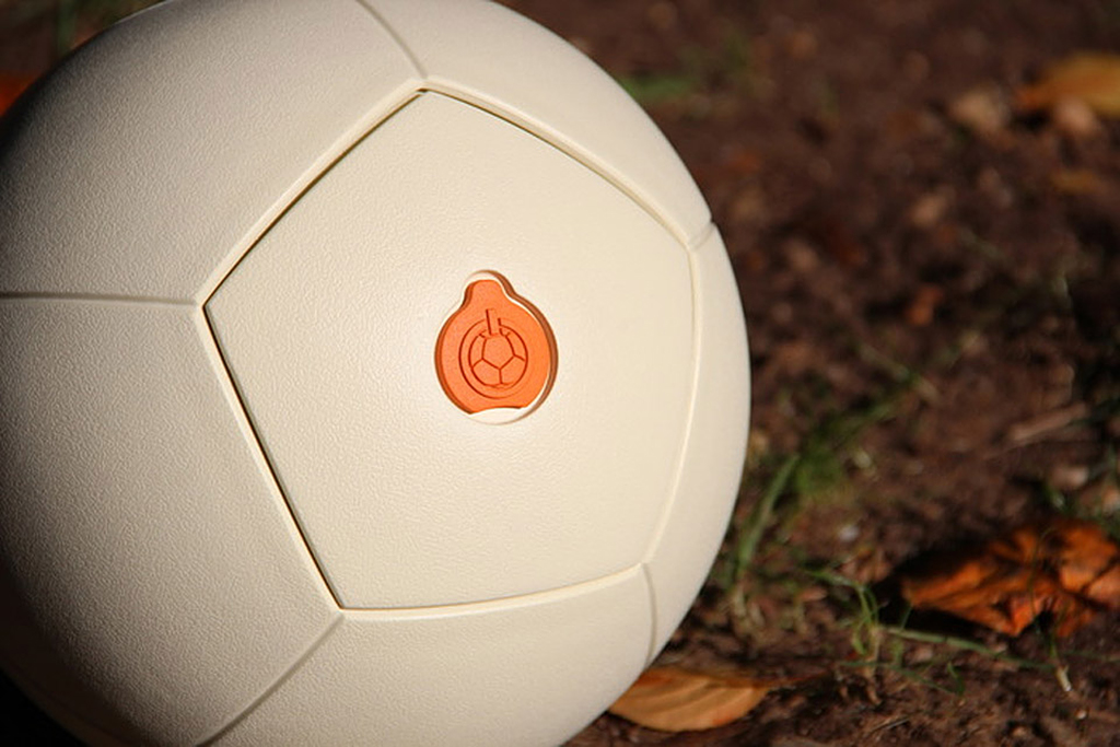 Image of Soccket Energy-Harnessing Soccer Ball