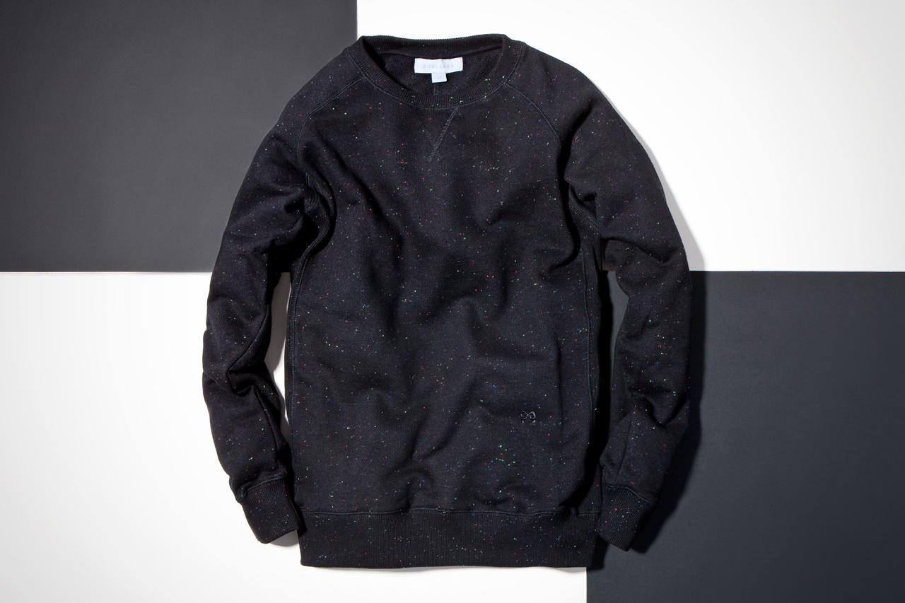 Image of Soulland 2013 Spring/Summer Anderson Confetti Speckle Sweaters