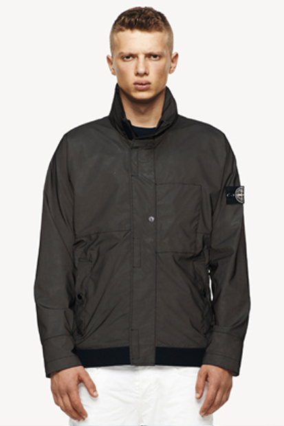 Image of Stone Island 2013 Spring/Summer REFLEX MAT Jackets