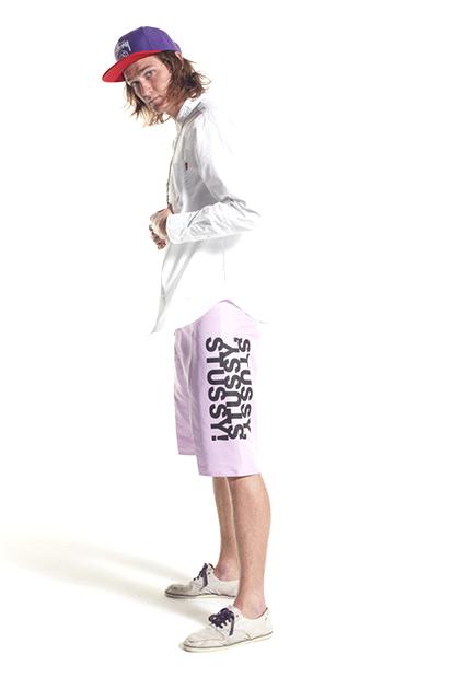 Image of Stussy 2013 Spring Lookbook