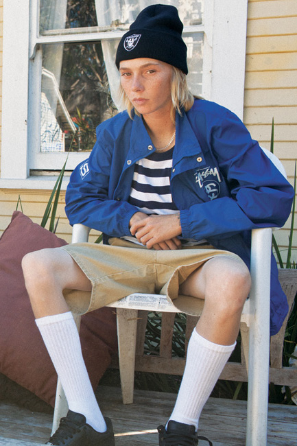 Image of Stussy 2013 Spring Lookbook by Kenneth Cappello