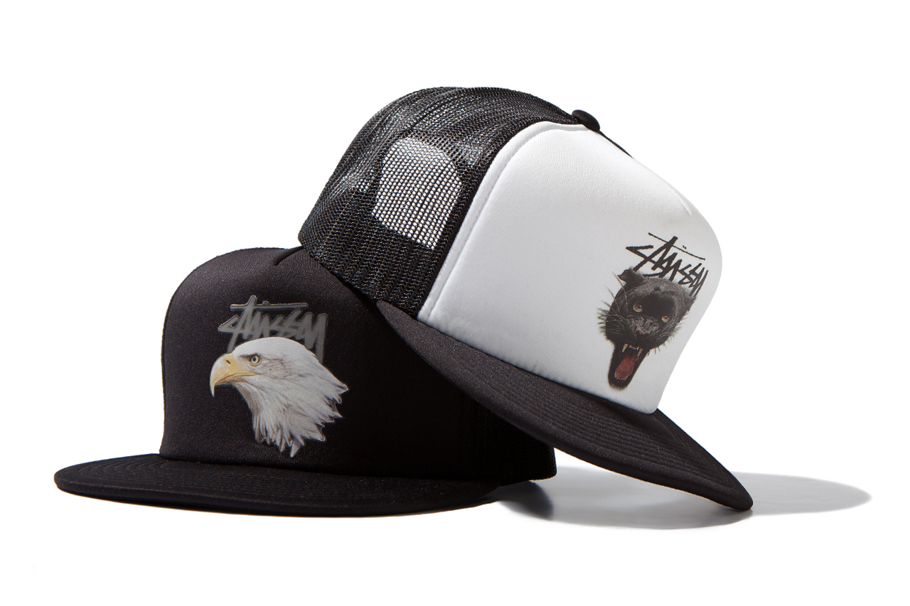 Image of Stussy 2013 Spring/Summer Headwear Collection - Delivery 1