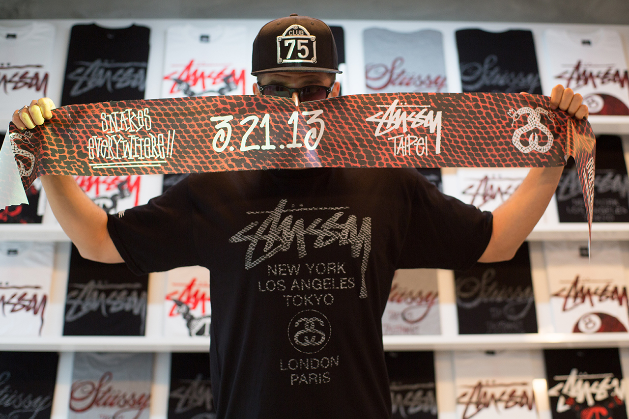 Image of Stussy 2013 Spring/Summer Taipei Collection