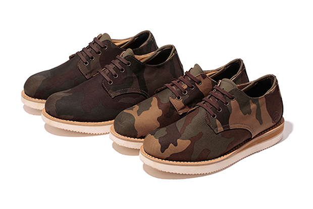 Image of Stussy Deluxe x BePositive 2013 Spring/Summer Footwear Collection