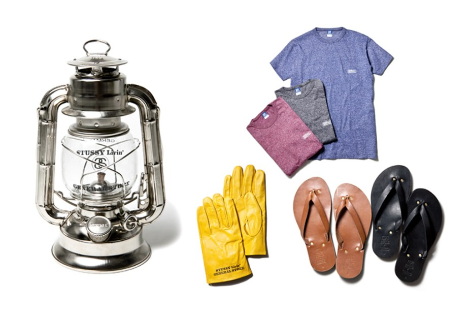 Image of Stussy Livin' General Store 2013 March Releases