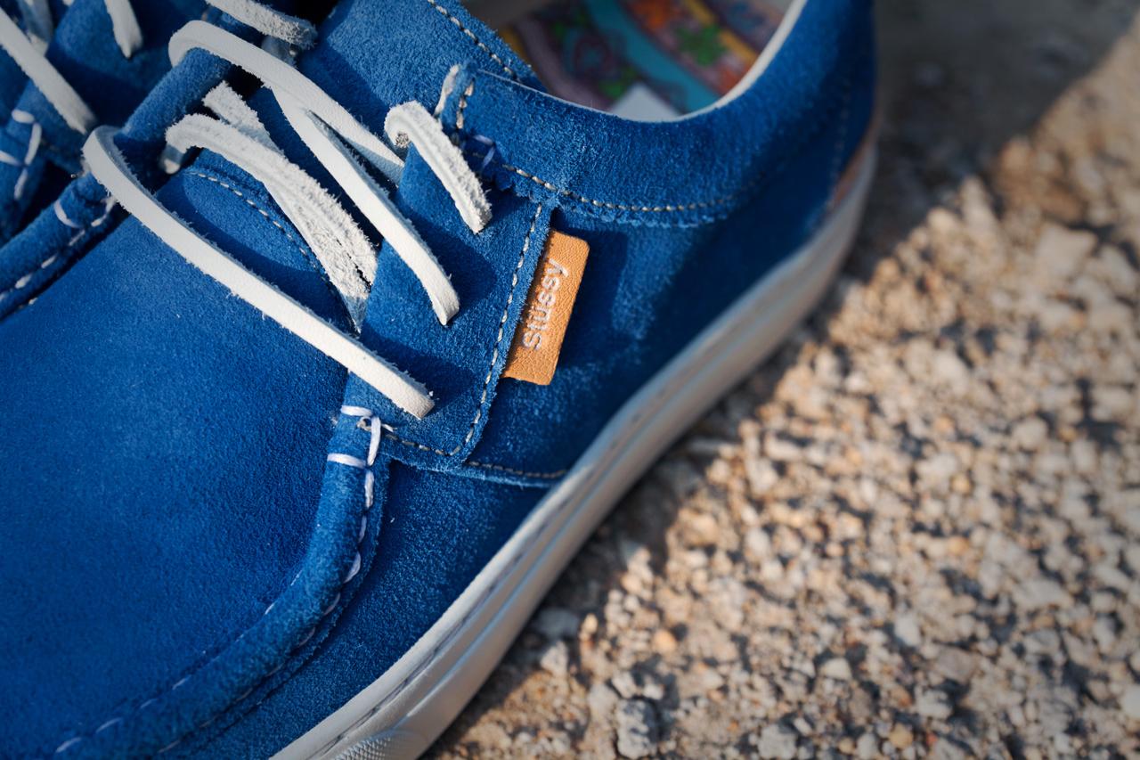 Image of Stussy x Timberland 2013 Moc Toe Shoes