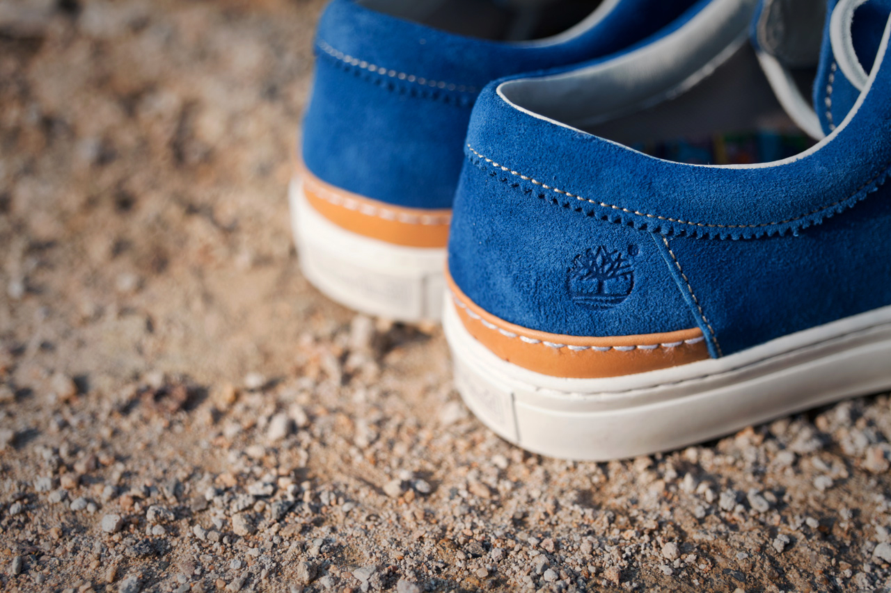 Image of Stussy x Timberland 2013 Moc Toe Shoes