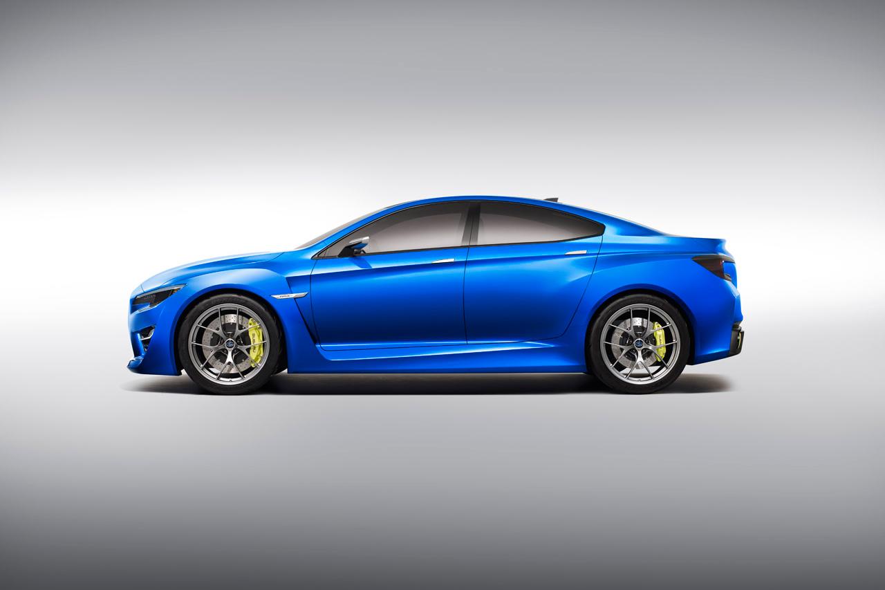 Image of Subaru WRX Concept