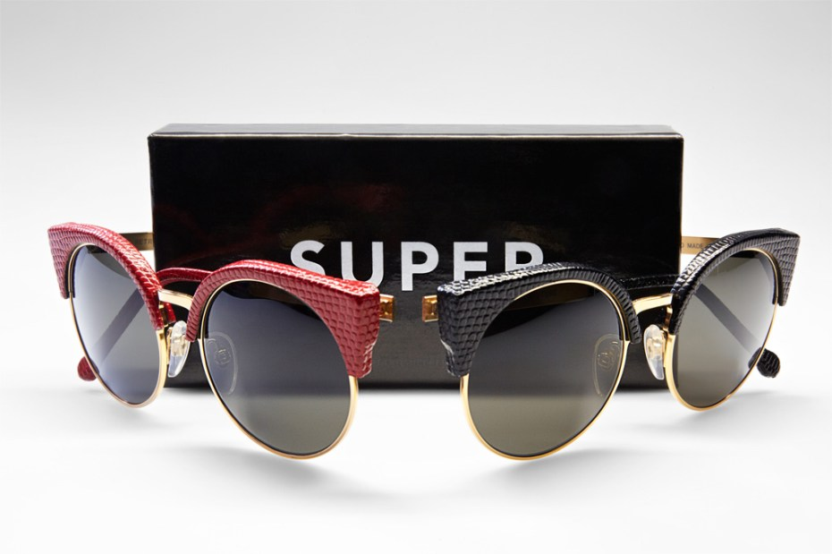 Image of SUPER 2013 Spring/Summer WANDERISM Eyewear Collection