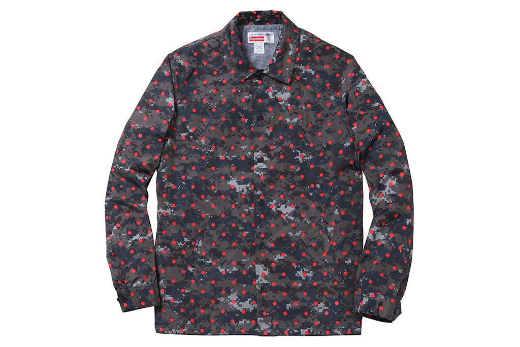 Image of Supreme x COMME des GARCONS SHIRT 2013 Collection